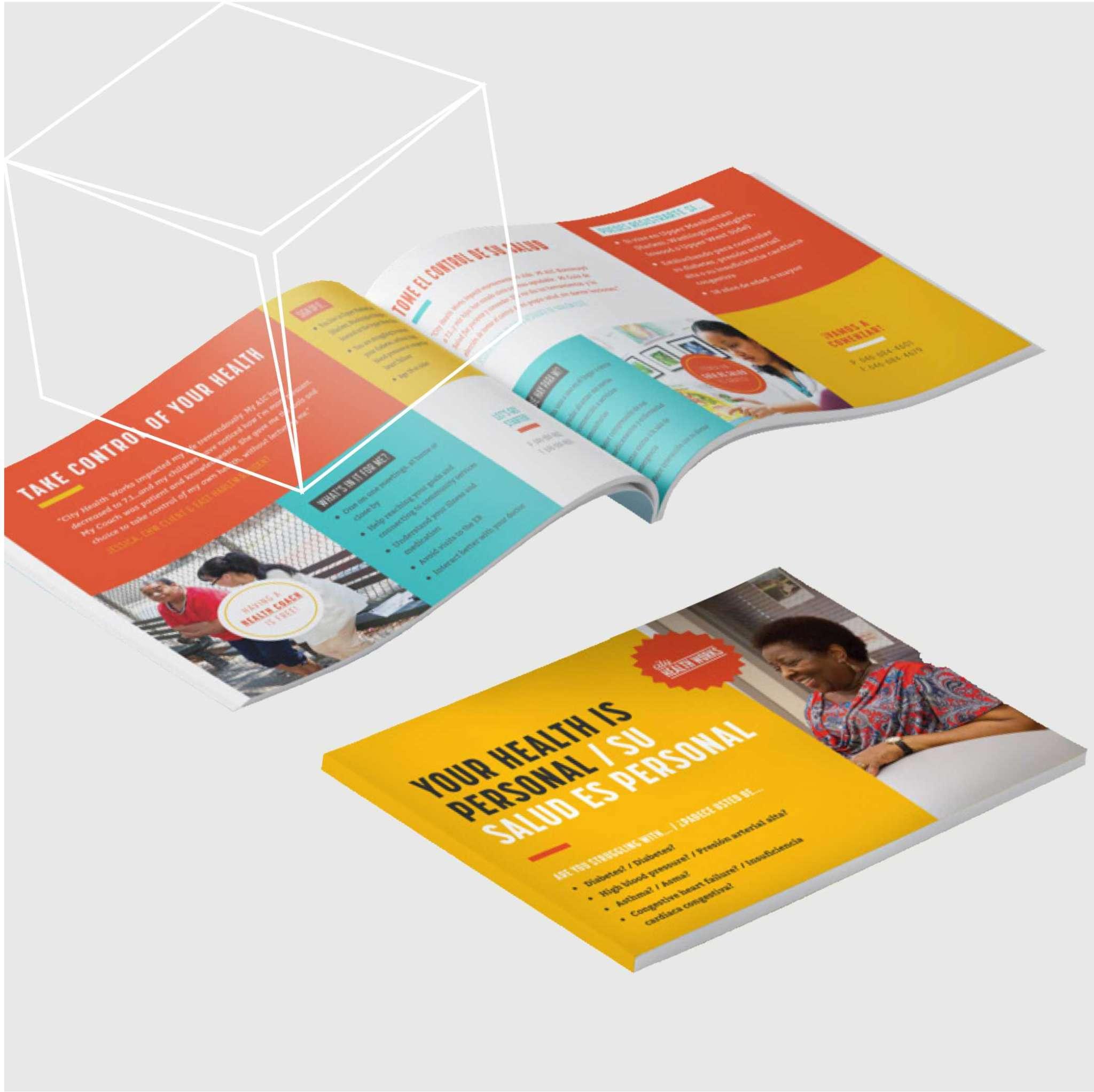 Custom Booklets Printing